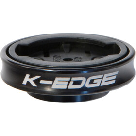 K-EDGE Garmin Gravity Cap Stem Holder black